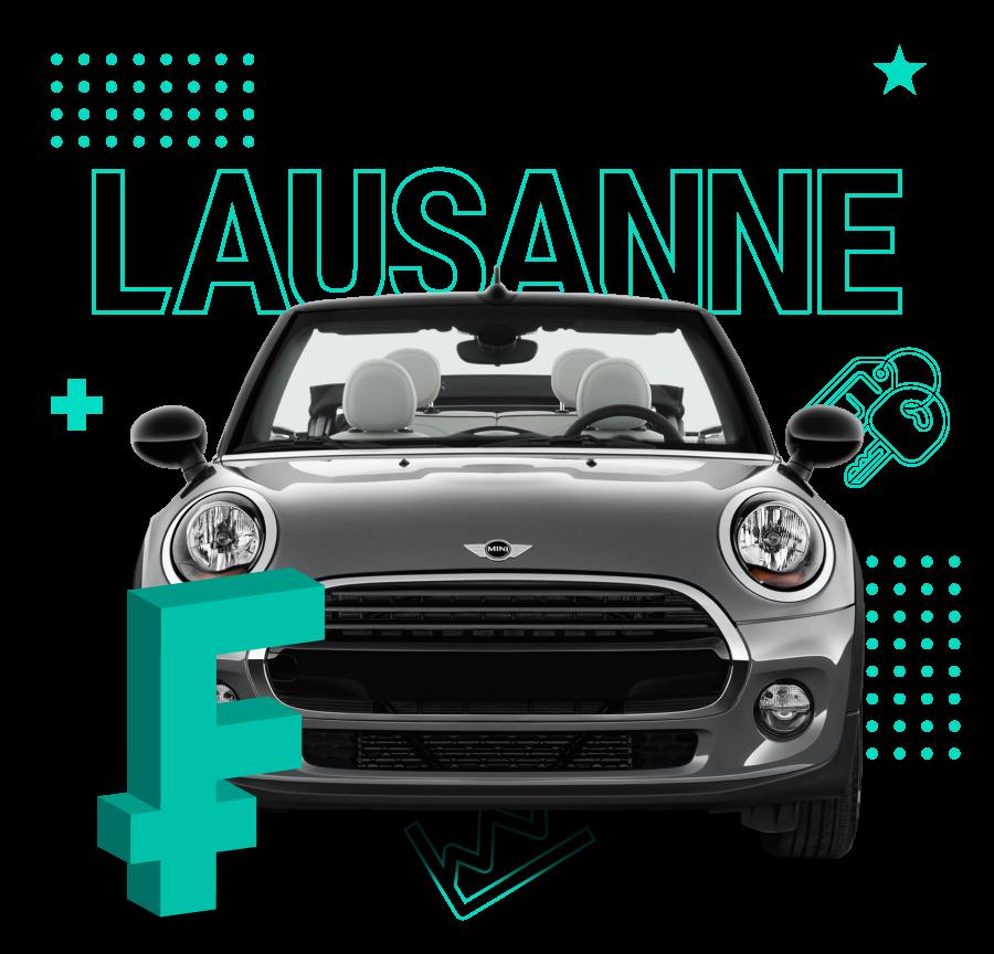 Vendre sa voiture à Lausanne