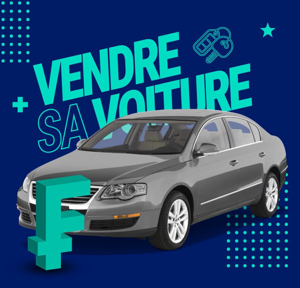 Vendre sa voiture à Etagnières